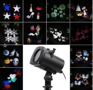 Salcar Projektor LED
